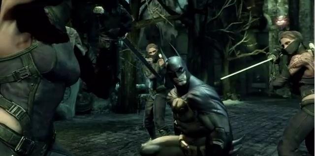 League of Assassins | ... Scarecrow Mask Arkham City
