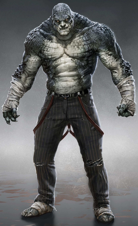 Image Killer Croc Arkham Originsjpg Arkham Wiki