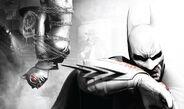 Batman Arkham City-CatBat