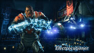 Electrocutioner wallpaper by batmaninc-d6thzh0