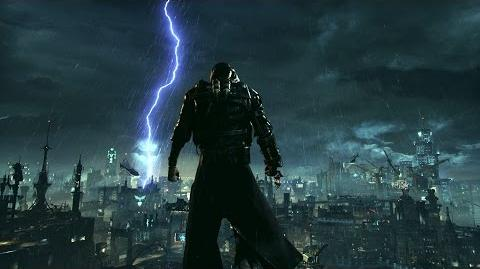 "Official Batman Arkham Knight Trailer – ""Gotham is Mine"""