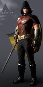 BAC robin