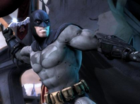 Batman arkham in
