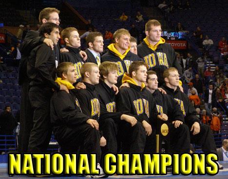 Iowa champs