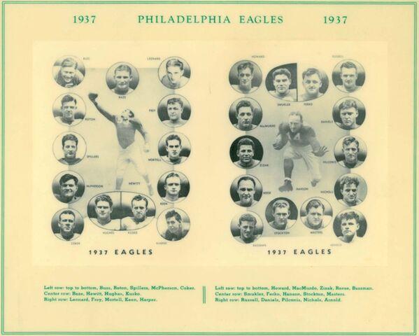 File:Photo plaque philadelphia eagles home 1937.jpg