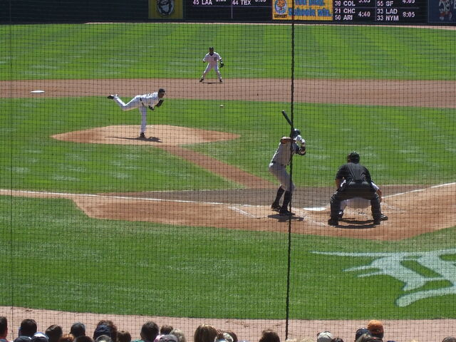 File:1188306108 Comerica 7.26 ARod's First At Bat.JPG