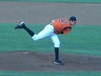 Binghamton Mets at Bowie Baysox 8-4-08 009