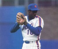 Dwight Gooden Pitching