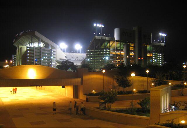 File:Kyle Field at Night.jpg