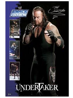 Undertaker Mullet