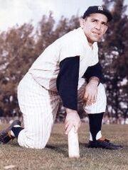 Player profile Yogi Berra