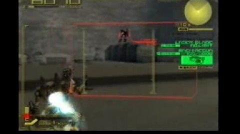 Armored Core Last Raven - Danger Halley VS Bolt