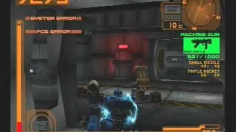 Let's Play Armored Core 2 - Recover Stolen Files
