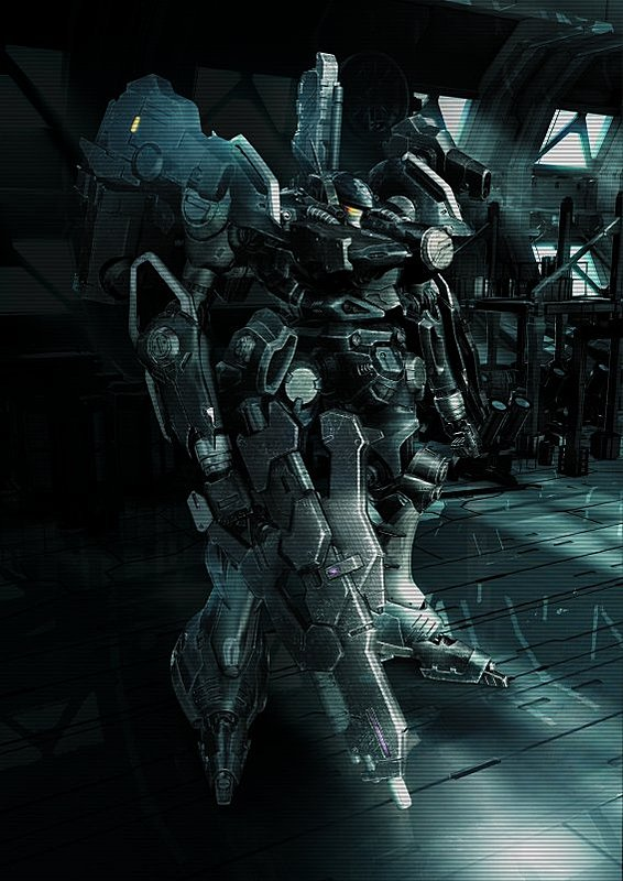 Nexus Armored Core Armored Core ac Oracle