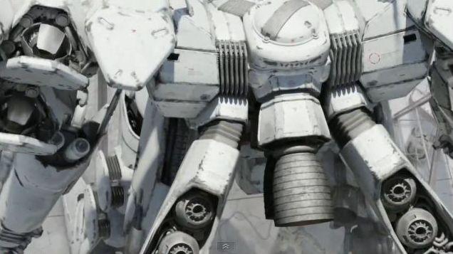Armored Core White Glint File:white Glint Core
