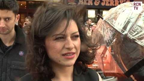 Arrested Development Season 4 Alia Shawkat Interview