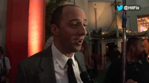 Arrested Development - Tony Hale Interview
