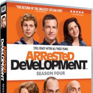 Regions 2 and 4 Season 4 DVD artwork