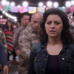 As she discovers that she has inadvertently committed statutory rape, the Narrator suggests that Maeby is about to realize that she has <i>