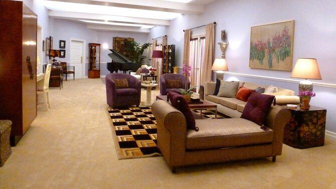 Lucille Austero's Penthouse