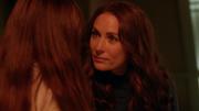 Alura telling Kara that she had the heart of a hero