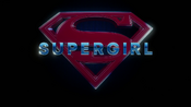 Supergirl season 2 title card