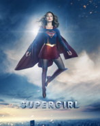 Supergirl season 2 flying promo