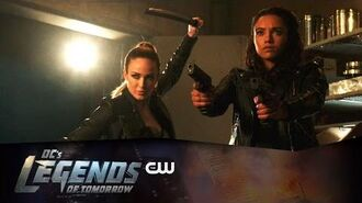 DC's Legends of Tomorrow Doomworld Trailer The CW