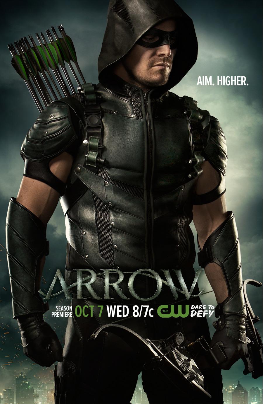 مسلسل Arrow 4 الموسم 4 الحلقة 23