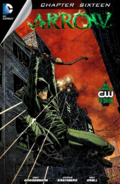 Arrow chapter 16 digital cover