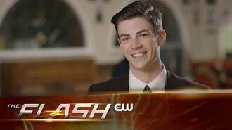 The Flash Grant Gustin Interview The CW