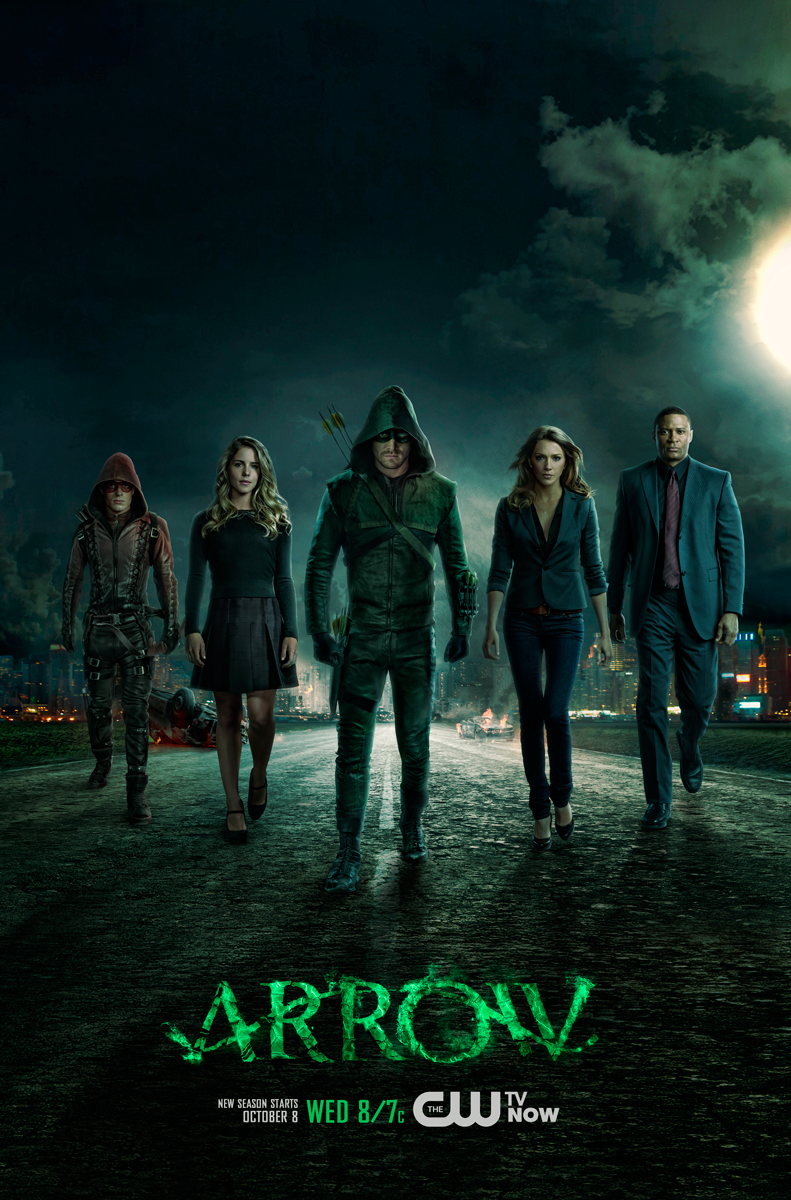 Arrow Temporada 3 Latino