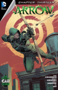 Arrow chapter 13 digital cover
