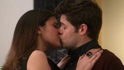 Siobhan kisses Winn