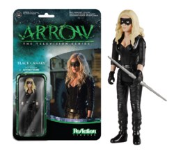 Black Canary ReAction Figure