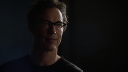 Eobard questions Barry