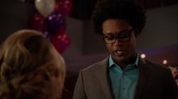 Curtis gives Felicity the bio-stimulant implant