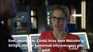 "Arrow 3x15 Inside ""Nanda Parbat"" (TR Altyazılı)"