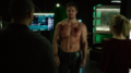 Oliver tells Diggle and Felicity that he's done with his crusade.png