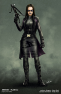 The Huntress concept artwork