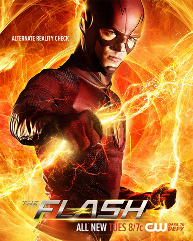 Файл:The Flash season 2 poster - Alternate Reality Check.png