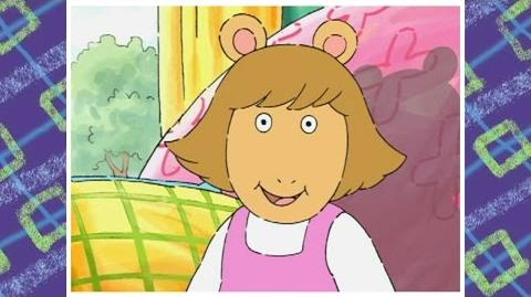 D.W. - Which ARTHUR Character Are You?