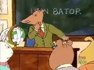 Arthur S1 E27 2 Arthurs Subtiute Teacher Trouble 103840