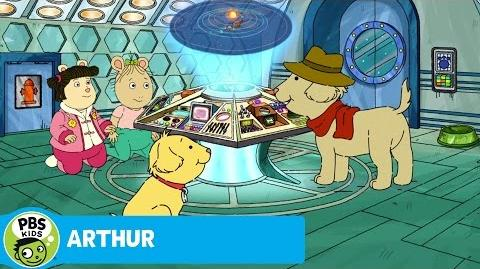 ARTHUR Adventures on Venus PBS KIDS