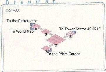 SPU Area Map