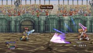 Sonic Blade (ToE)