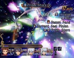 Prism Stars (ToS)