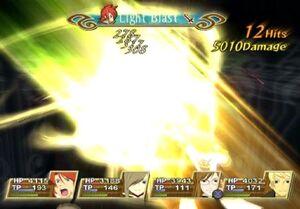 Light Blast (TotA)
