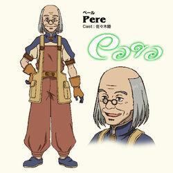 Anime Concept Pere
