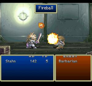 Fireball (ToD PSX)